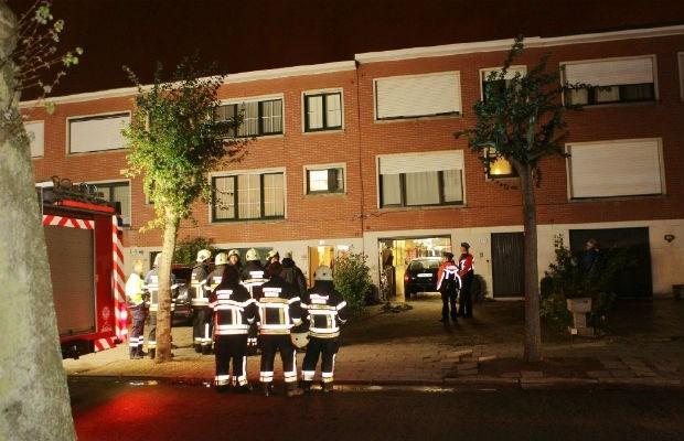 Twee bewoners naar ziekenhuis na appartementsbrand