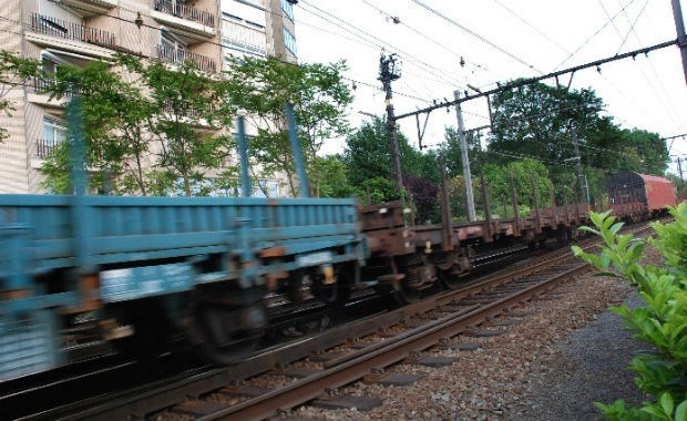 Weer blokkades bij spoor in haven