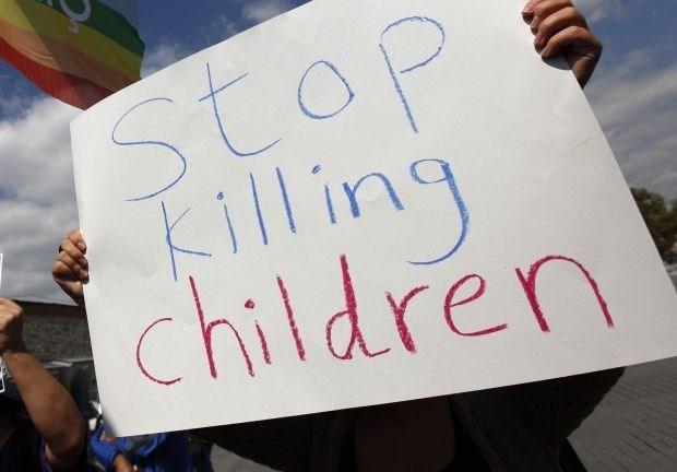 """""""Syrische kinderen worden ontvoerd en gemarteld"""""""