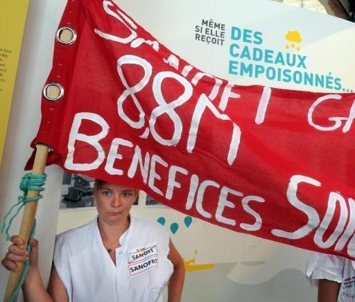 Sanofi wil tot 900 banen schrappen in Frankrijk