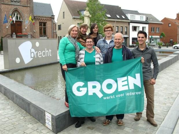 """""""Dankzij ons terug Groen op het Gemeenteplein"""""""