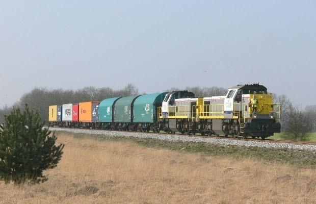 Staking spoorvervoer in haven voorbij