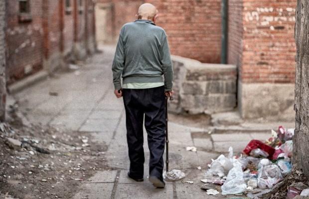 Iedere week verdwijnen vier demente bejaarden