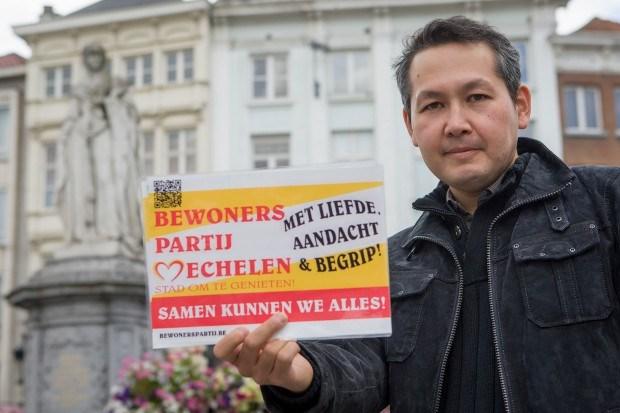 Mechelaar richt Bewoners Partij op