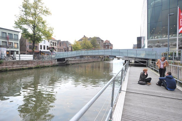 Niemand wil Lamottige brug