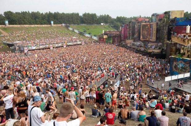 Tomorrowland verkozen tot beste internationale festival