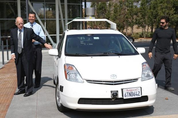 Zelfrijdende auto nu ook toegelaten in Californië