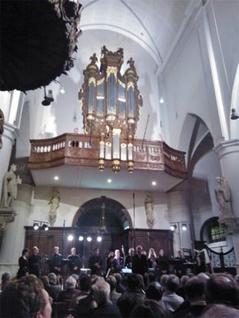Concert in de Sint-Pieterskerk