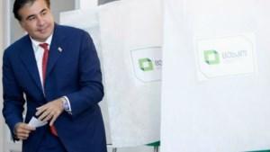 Saakasjvili geeft nederlaag bij verkiezingen in Georgië toe