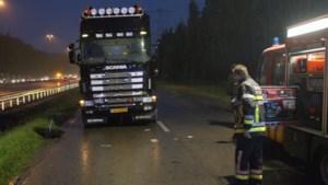 Twee tieners aangereden door vrachtwagen