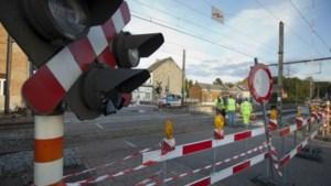 Fietser overleden die gegrepen werd door trein in Begijnendijk