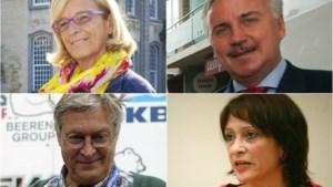 Vertrouwde burgemeesters botsen op uitdagers