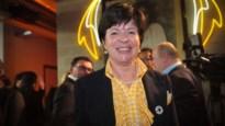 Frieda Brepoels is burgemeester van Bilzen