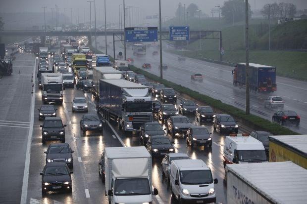 Geen wegenvignet in België voor 2015