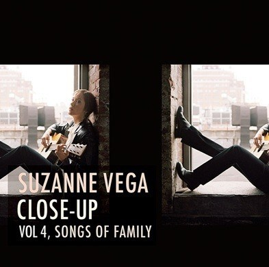 CD: Close-Up Songs of Family -  Suzanne Vega (****)
