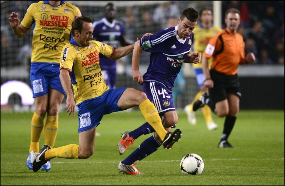 Anderlecht houdt punten thuis tegen Waasland-Beveren ...