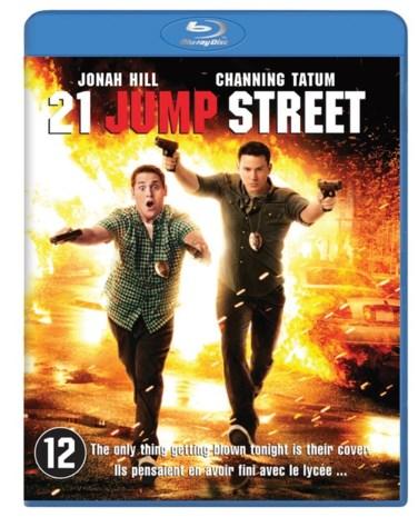 DVD: 21 Jump Street - (***)