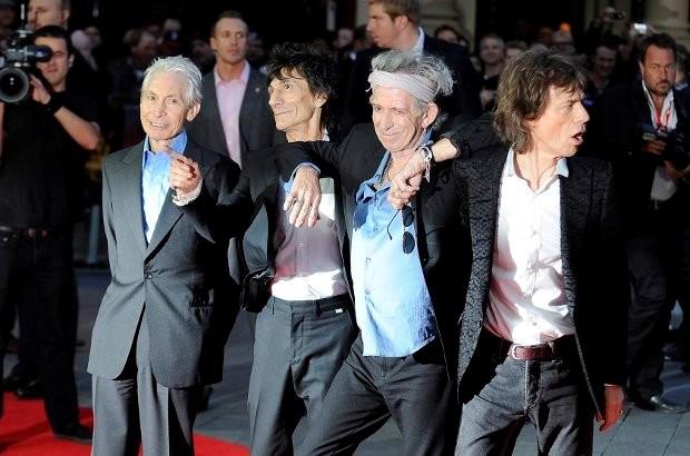 Verrassingsconcert van de Rolling Stones in Parijs (oproep)