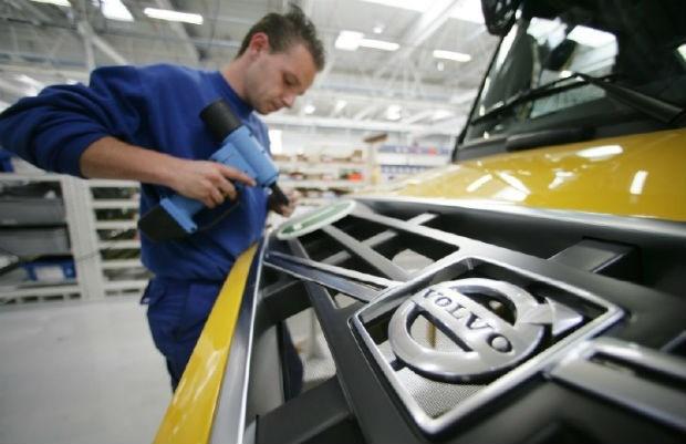 300 tijdelijke contracten niet verlengd bij Volvo Cars Gent