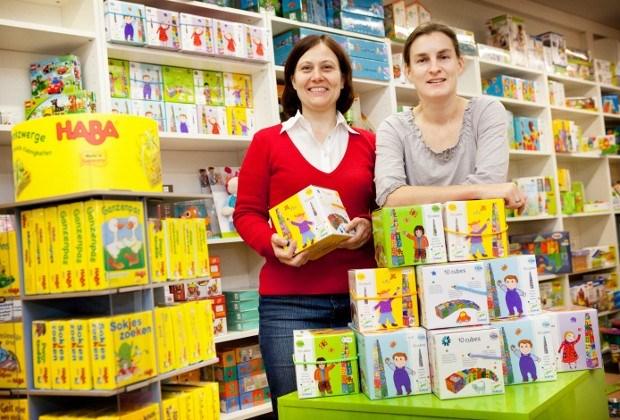 Van internetshop tot volwaardige speelgoedwinkel