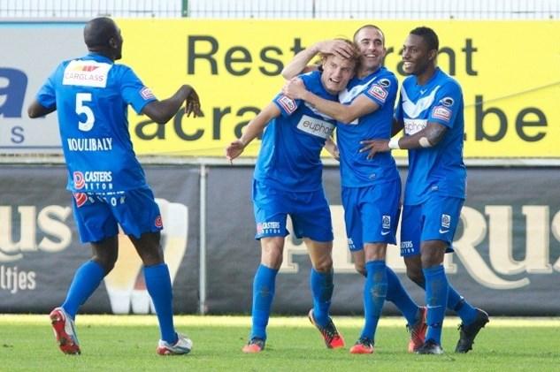 Krc Genk Speelt 1 1 Gelijk Tegen Kv Kortrijk Gazet Van Antwerpen Mobile