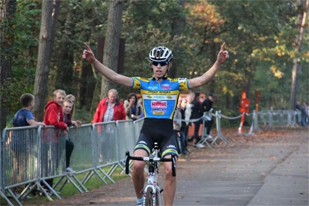 03/11/'12 Wielrennen Yannick Peeters heeft zaterdag brons veroverd op ...: www.gva.be/sport/wielrennen/aid1272595/yannick-peeters-pakt-brons...