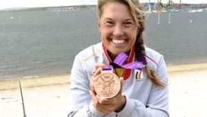 Evi Van Acker wint Nationale Trofee voor Sportverdienste 2012