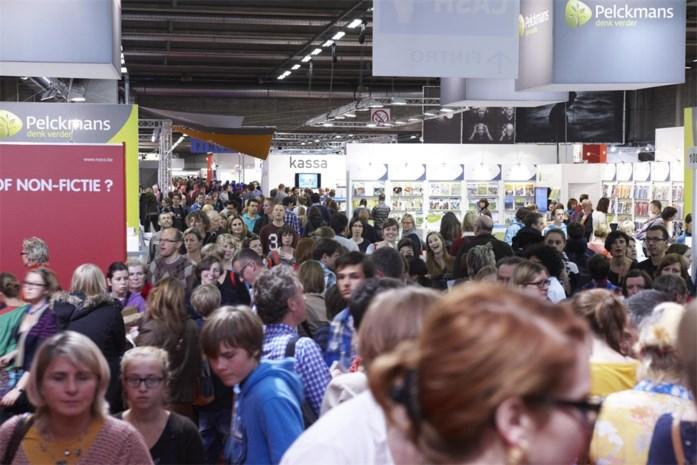 Boekenbeurs lokt zo'n 170.000 bezoekers