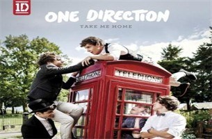 CD: One Direction - Take me home (**)