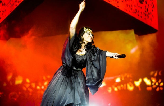 Within Temptation feest in Sportpaleis