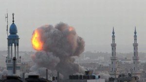 Palestijnen hekelen Amerikaanse reactie op Israëlische aanvallen