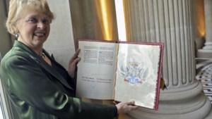 Françoise Tulkens krijgt Prijs voor de Mensenrechten