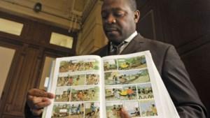 'Kuifje in Congo' is niet racistisch