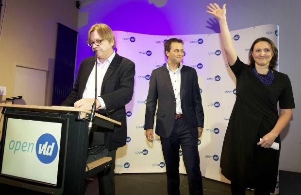 Rutten verkozen tot voorzitter Open Vld