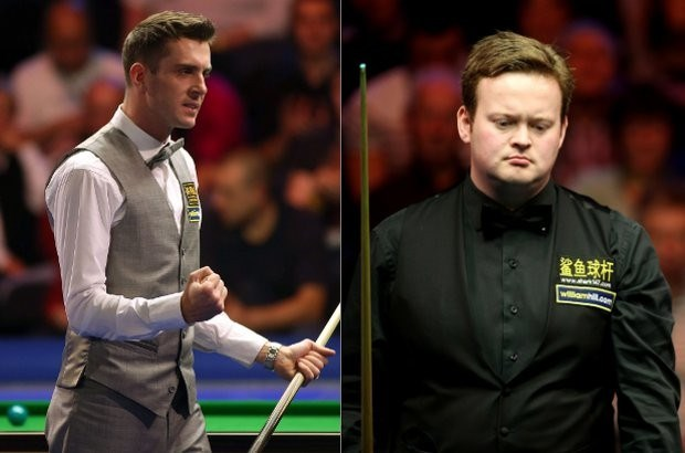 Finale Selby-Murphy op UK Championship