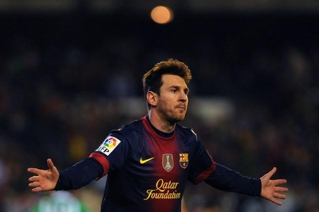 Lionel Messi schrijft geschiedenis met nieuw doelpuntenrecord