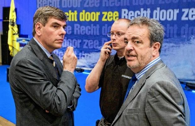 De Wever I verdeelt Vlaams Belang