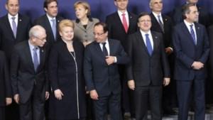EU-leiders openen deur voor mechanisme voor falende banken