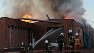 Opnieuw brand in keukenbedrijf Rumst