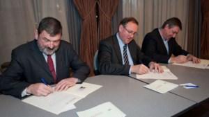 Jambon en Van Mechelen leggen eed af als burgemeester