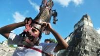 Maya's vieren laatste zon (fotoalbum)
