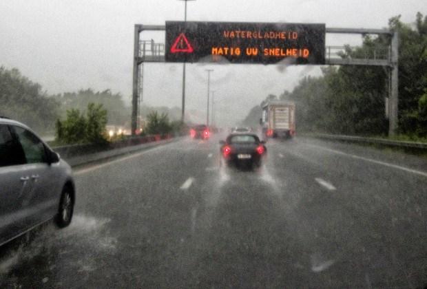 Geen grote overstromingen in Vlaanderen