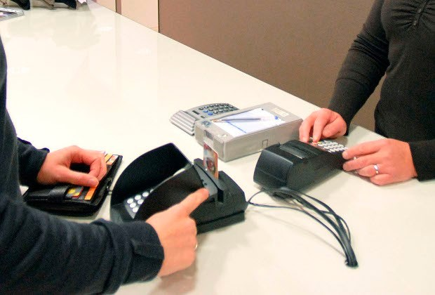 Record elektronische betalingen verbroken
