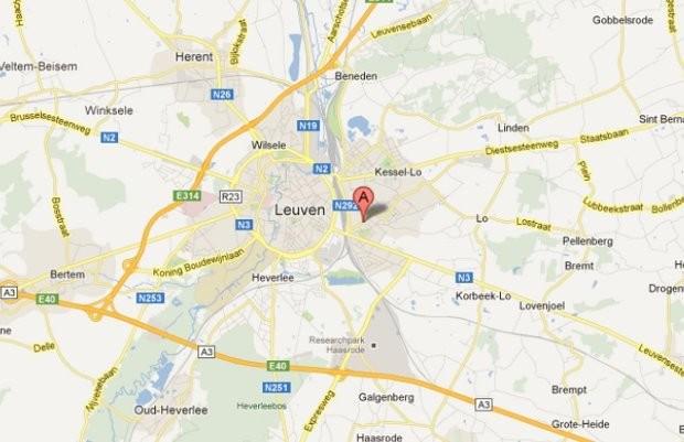 Reiziger bewusteloos geslagen op bus van De Lijn in Leuven