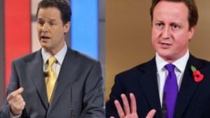 Nick Clegg waarschuwt Cameron voor terugtrekking uit Europa