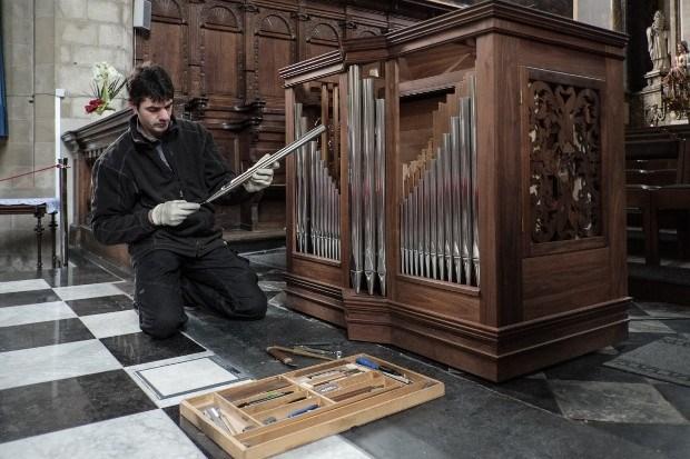 Sint-Janskerk heeft nieuw orgel