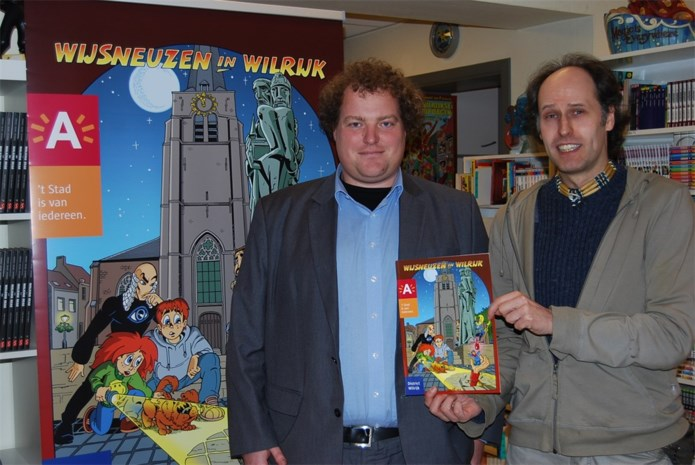 Wilrijk kent op 19 januari de Geitetrofee 2012 toe
