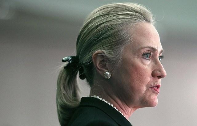 """""""Hillary Clinton heeft een hersentumor"""""""