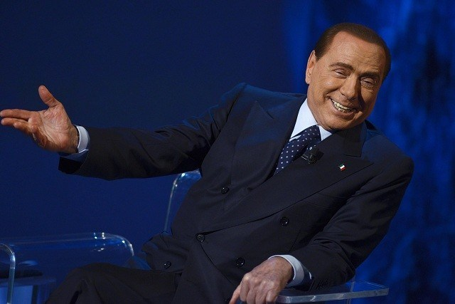 Tweede scheiding kost Berlusconi 36 miljoen euro per jaar