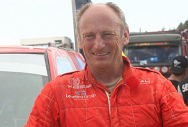 Jacky Loomans derde in etappe en stand Africa Eco Race